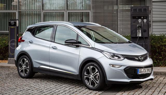 Opel Ampera-e mit deutlich über 400 Kilometern Praxisreichweite?
