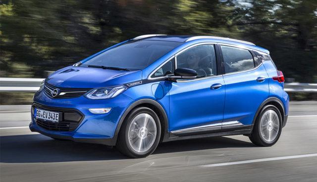 Opel-Elektroauto Ampera-e: Neue Technik-Details, Bilder und Video
