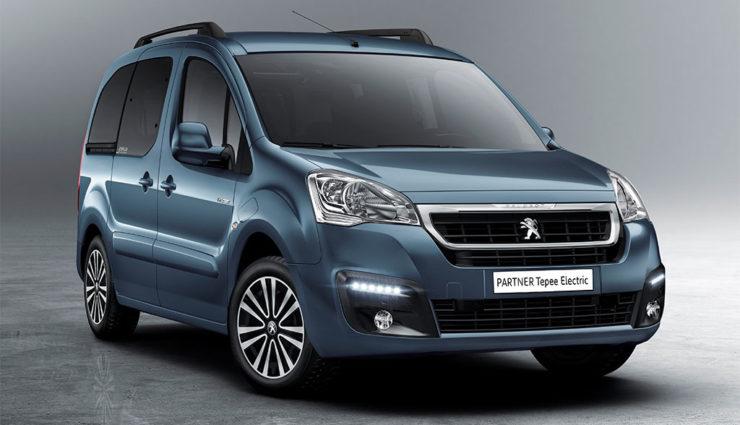 Peugeot kündigt Elektroauto-Hochdachkombi Partner Tepee an