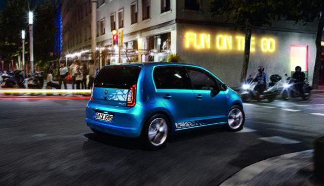 Skoda: Elektroauto-Citigo und Stromer-SUV geplant?