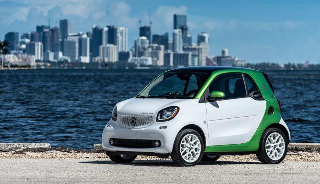 Smart-Elektroauto-Deutschland-USA