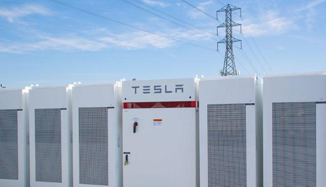 Tesla: Kalifornisches Batteriespeicher-Projekt ist das größte der Welt