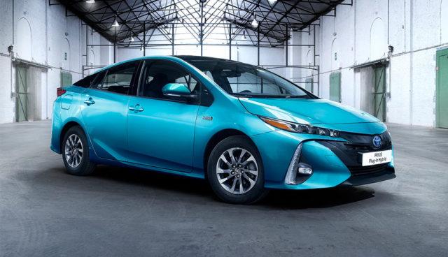 Toyota Prius: Neuer Plug-in-Hybrid kostet ab 37.550 Euro