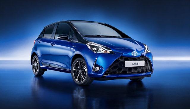 Toyota frischt Yaris Hybrid auf
