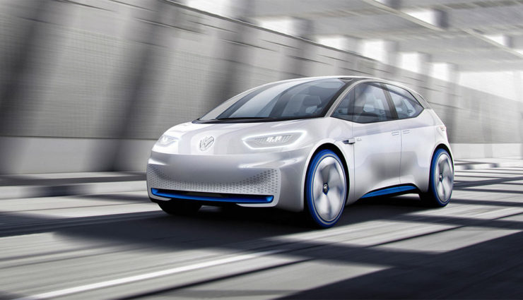 VW: Erstes I.D.-Elektroauto wird in Zwickau gebaut