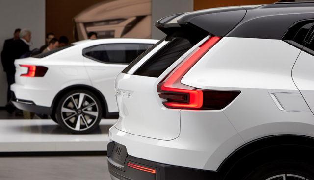 Volvo-Elektroauto ab 2019 mit bis zu 100-kWh-Batteriekapazität