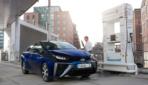 2016 weltweit 92 neue Wasserstoff-Tankstellen eröffnet