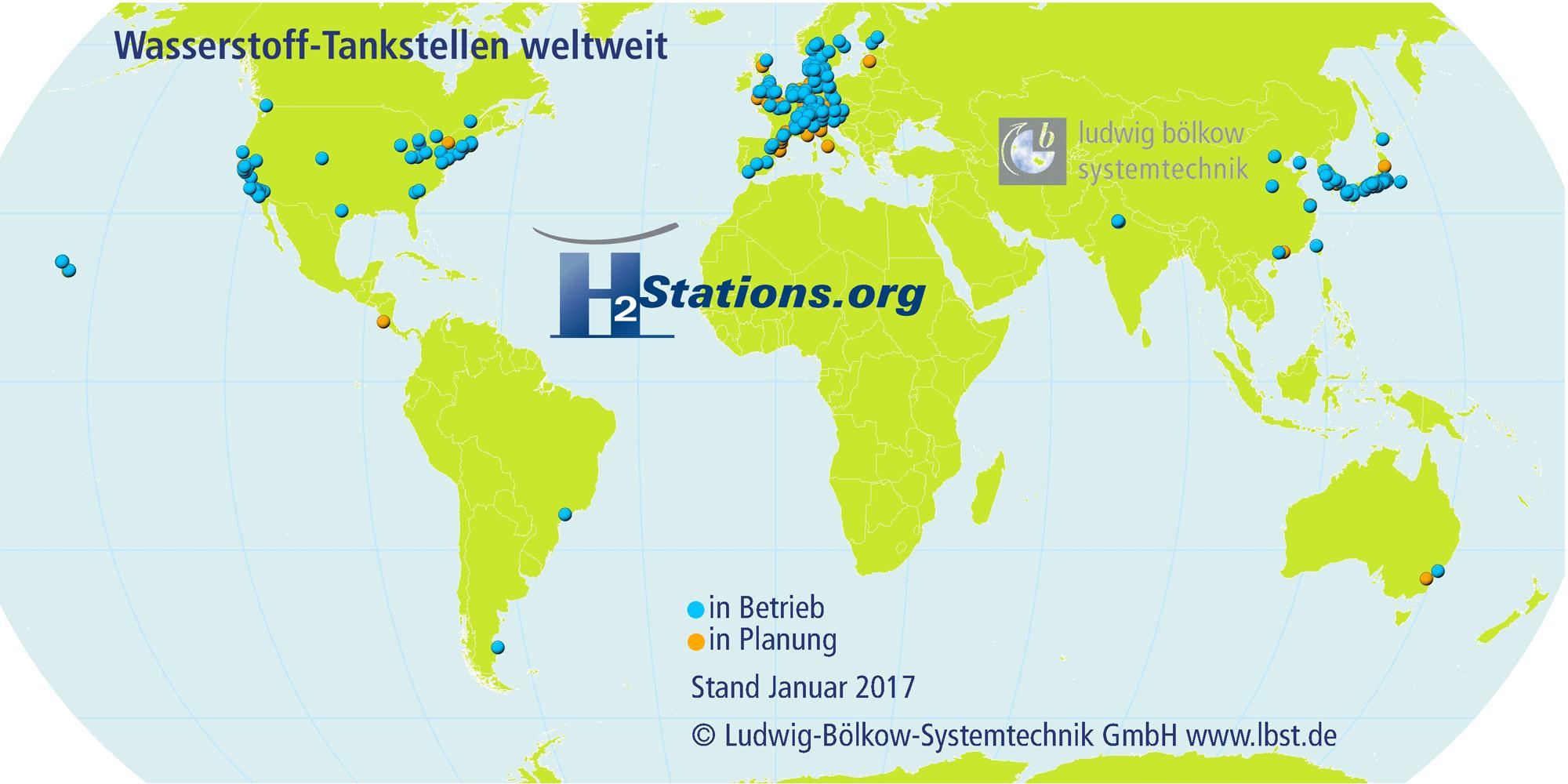 Wasserstoff-Elektroauto-Tankstellen-Weltweit-2017