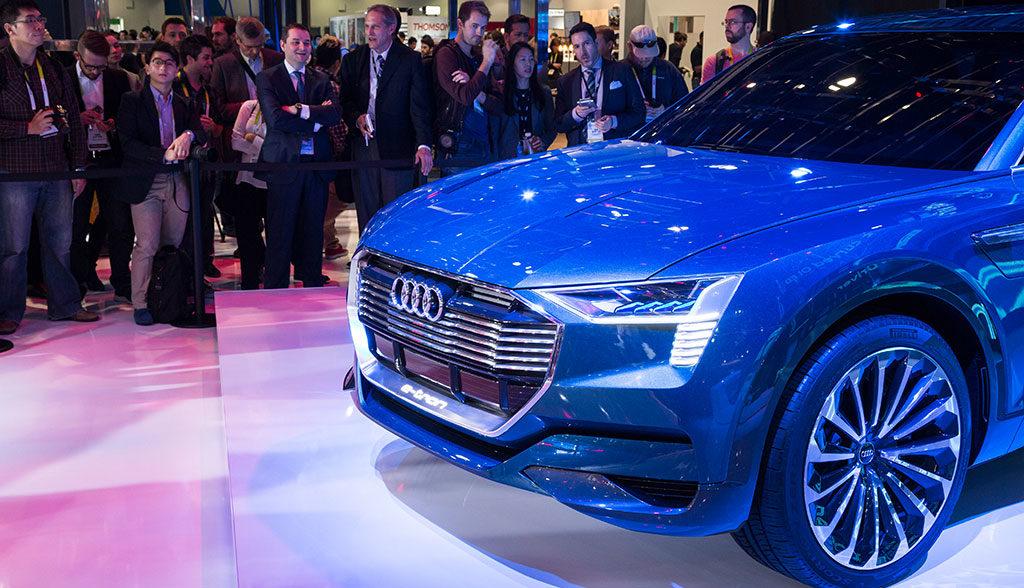 Audi Drei Reine Elektroautos Bis 2020 Ecomento De