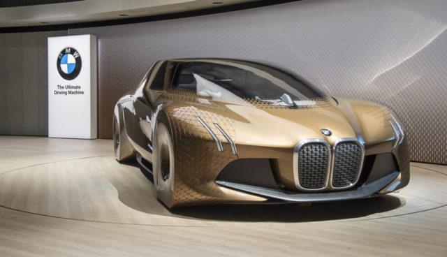 BMW Elektroauto 2020