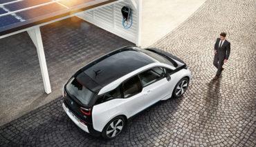 BMW-Elektroauto-Tesla