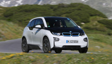 BMW i3 EcoTest 2017