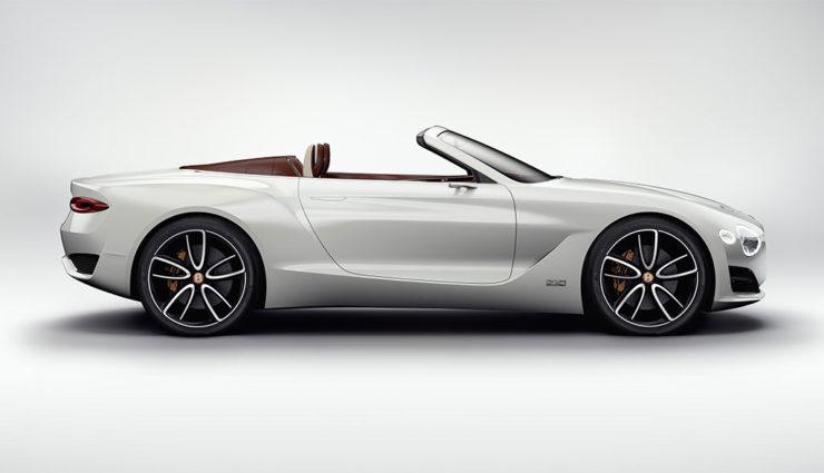 bentley: elektroauto exp 12 speed 6e concept enthüllt - ecomento.de
