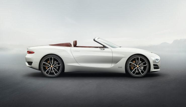 """Bentley-Designer: """"Elektroautos müssen nicht wie ein Toaster aussehen"""""""