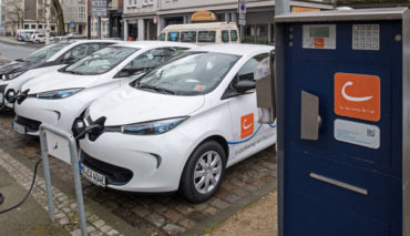Bremen: Cambio-Carsharing ab sofort mit Elektroautos