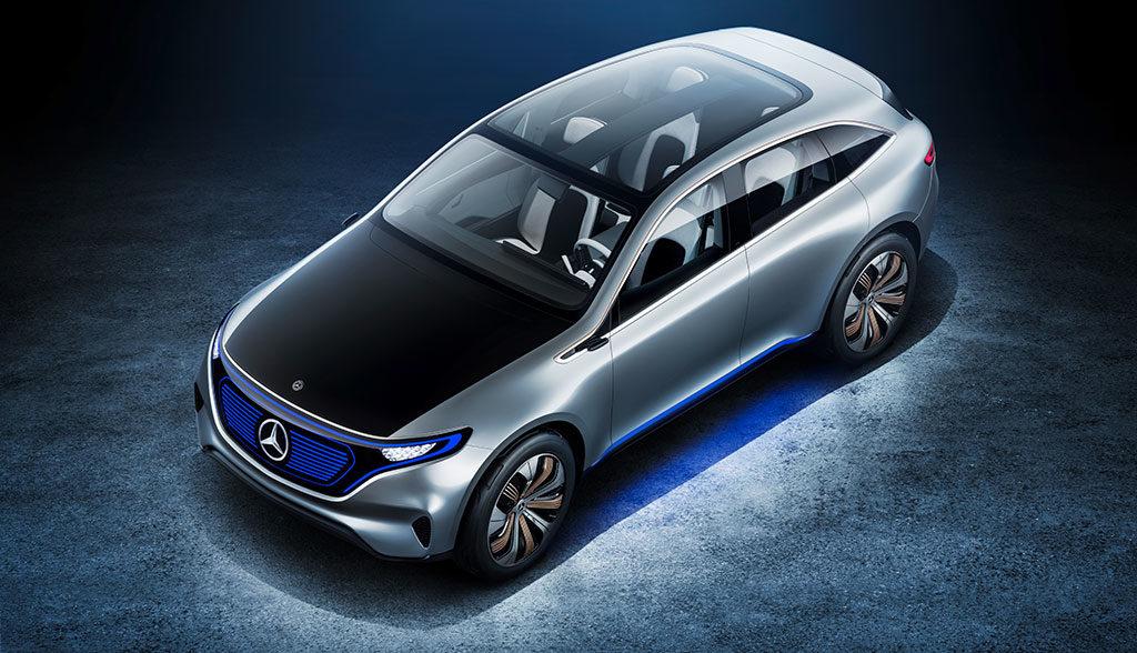 Daimler-Elektroauto-Produktion