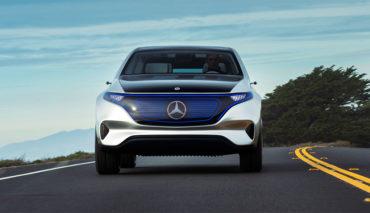 Daimler-Elektroauto-Wasserstoffauto