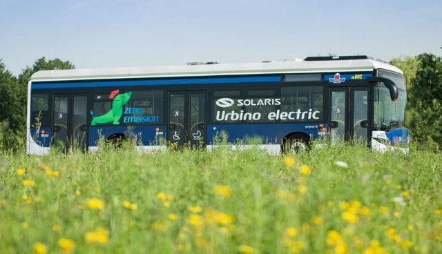 """Elektrobusse: """"kein Rieseneffekt"""" beim Klimaschutz"""