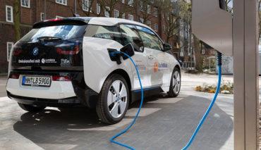 Energiewende Elektroauto WWF LichtBlick