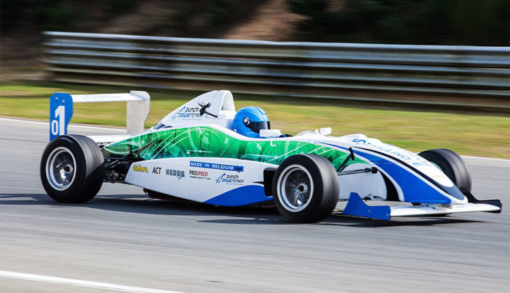 Formulino E: Neue Elektroauto-Rennserie für den Formel-E-Nachwuchs geplant