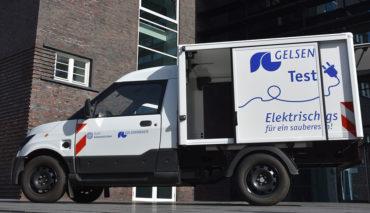 Gelsenkirchen-Elektroauto-Transporter-StreetScooter-Stadtreinigung
