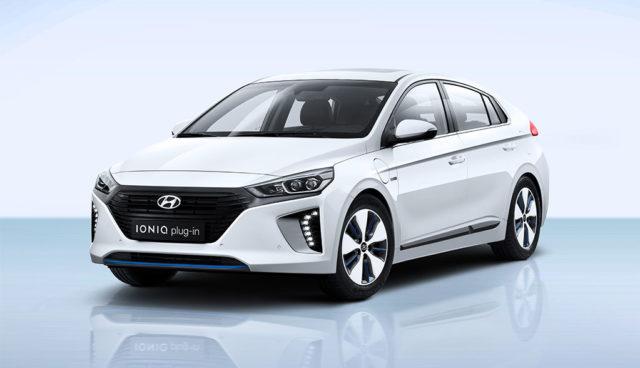 Hyundai: Ioniq Plug-in-Hybrid mit 63 Kilometer Elektro-Reichweite