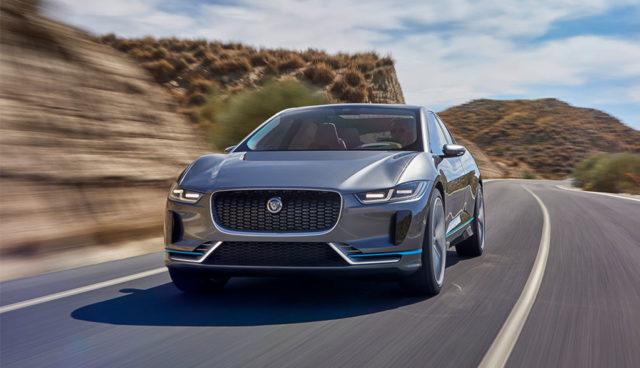 """Jaguar-Chef """"sehr optimistisch"""" in Sachen Elektromobilität"""