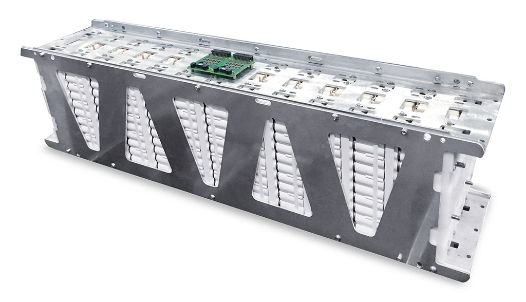 Electric Car Li Ion Battery Pack