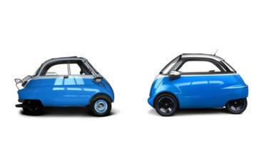 Microlino-Elektroauto
