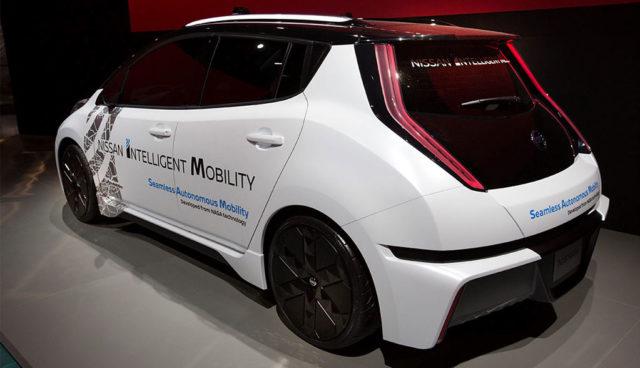 Neuer Nissan LEAF kommt noch dieses Jahr, Vorstellung im September