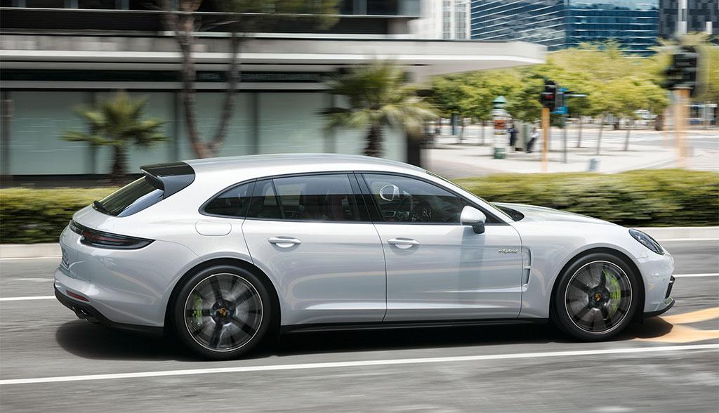 Porsche-Kombi: Panamera kommt als praktischer Sport Turismo
