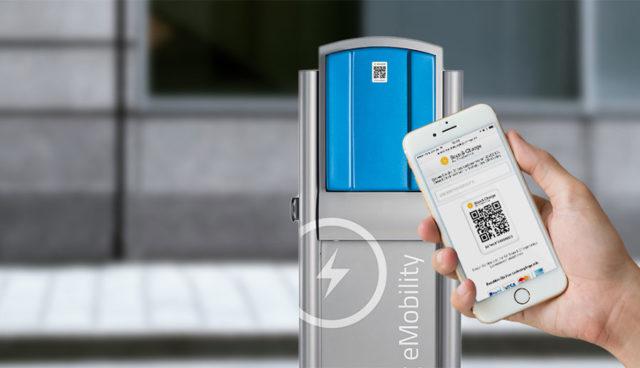 Scan&Charge: PlugSurfing startet Ad-hoc-Laden mit Direktbezahlung für Elektroautos