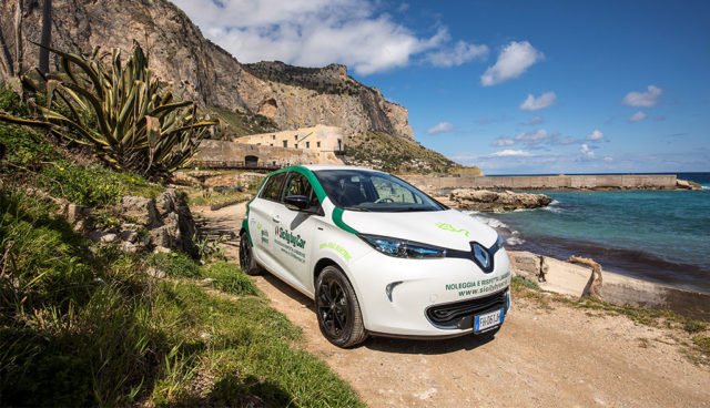 Renault-Elektroauto-Sizilien-ZOE