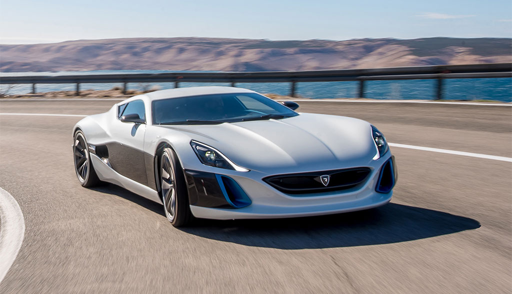 rimac elektroauto concept one ab sofort mit 90 kwh akku 1200 ps. Black Bedroom Furniture Sets. Home Design Ideas
