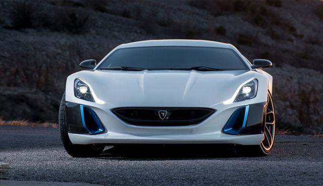 Rimac: Elektroauto-Sportwagen Concept_One ab sofort mit 90-kWh-Batterie und 1200+ PS