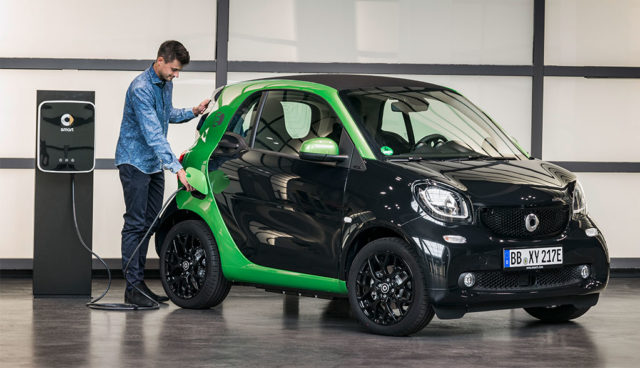 Neue Elektroauto-Smarts ab 10. März bestellbar