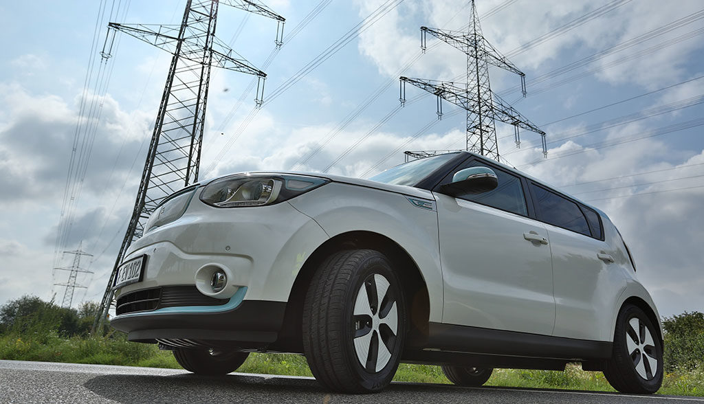 Stromnetz-Millionen-Elektroautos