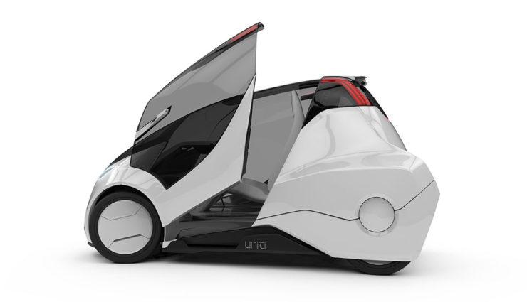 """City-Elektroauto von Uniti Sweden wird in """"Industrie 4.0""""-Fabrik gebaut"""