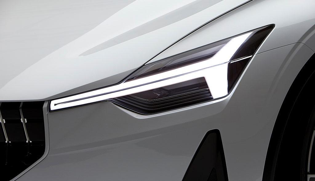 Volvo-Elektroauto