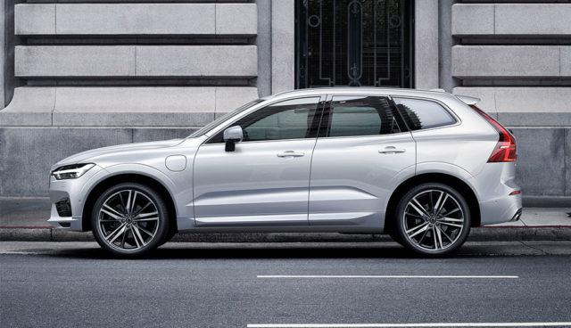 Neuer Volvo XC60 auch als Plug-in-Hybridmodell erhältlich