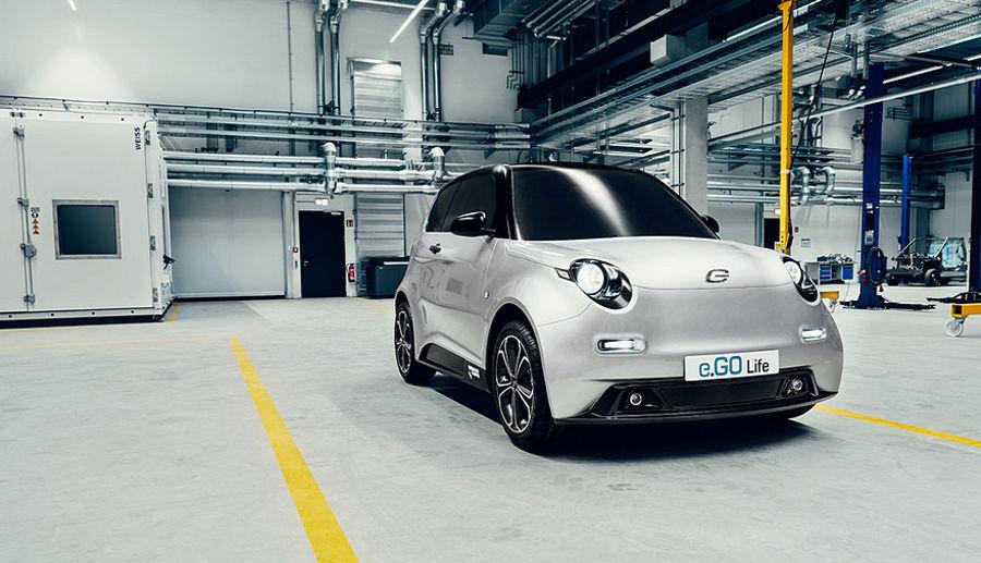 Deutsches Elektroauto e.GO Life kommt 2018 für 15.900 Euro - ecomento.de
