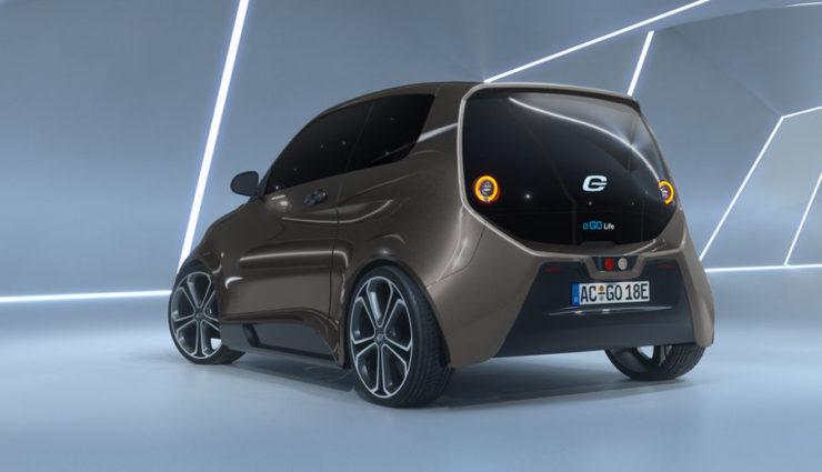 e.GO Life Elektroauto 2018 – 10