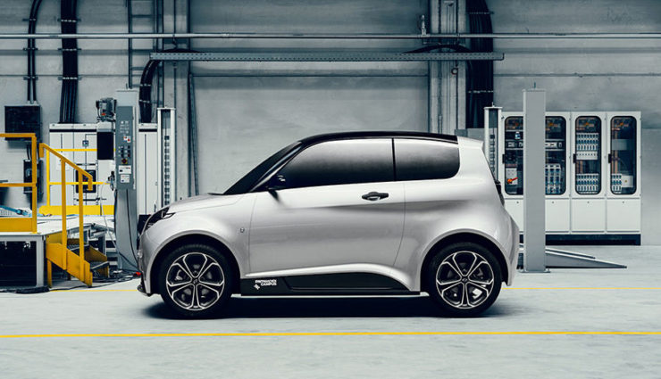 e.GO Life Elektroauto 2018 – 3