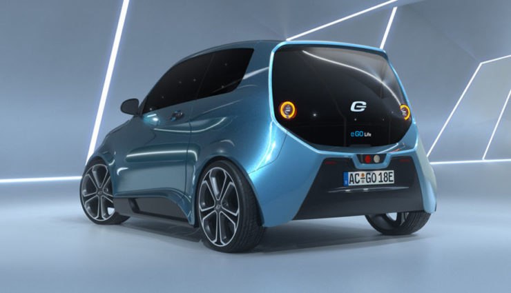 e.GO Life Elektroauto 2018 – 6