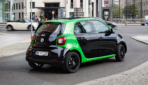 smart forfour electric drive Elektroauto 2017 -2