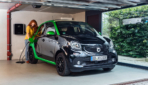 smart forfour electric drive Elektroauto 2017 -3
