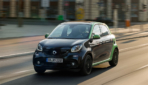 smart forfour electric drive Elektroauto 2017 -4