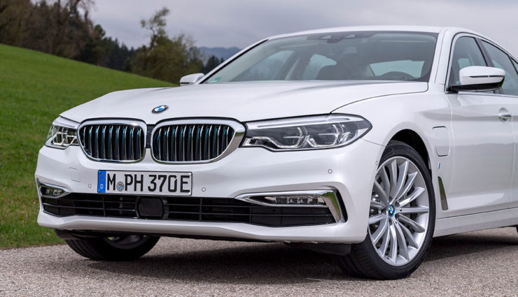 BMW 530e iPerformance -7
