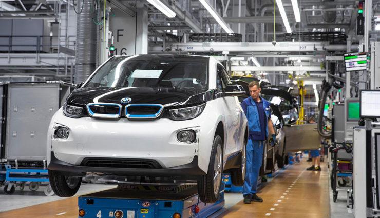 """BMW will """"kein Werk, das nur Elektroautos baut"""""""