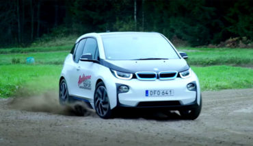 BMW-i3-Rallye-Motorsport-Gelaende-Video